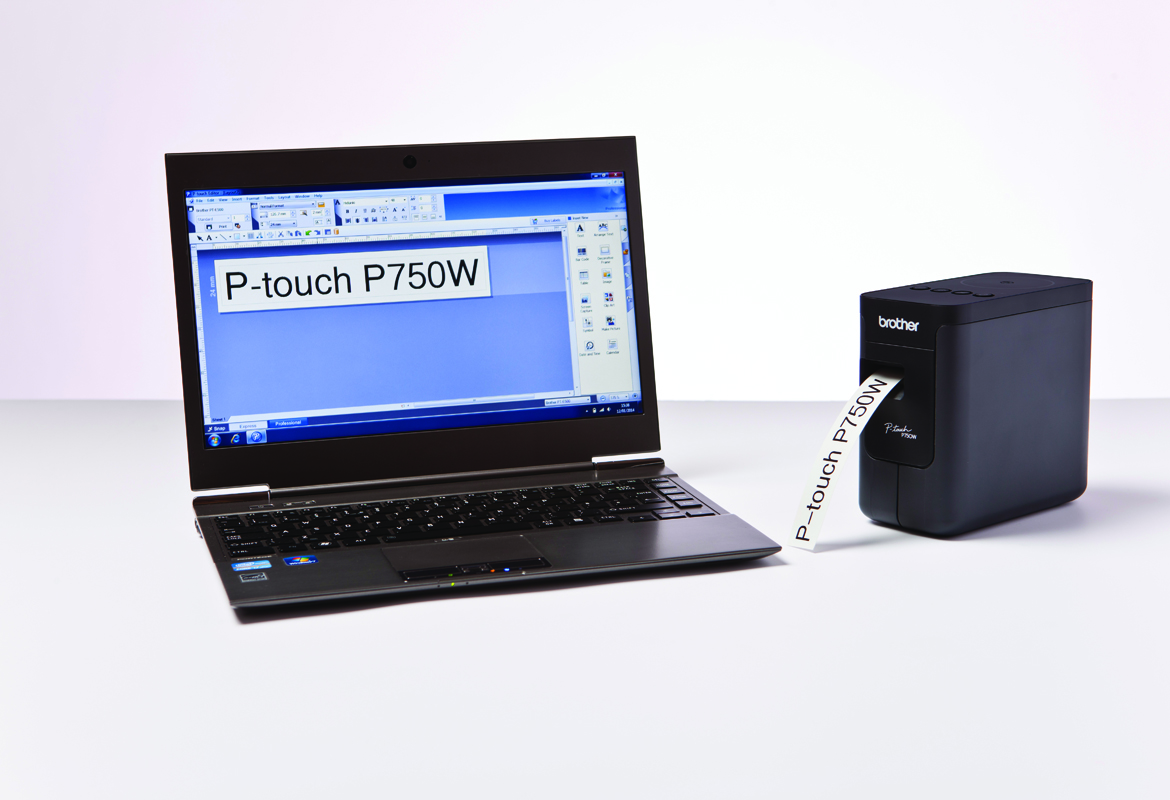 P-touch-Editor